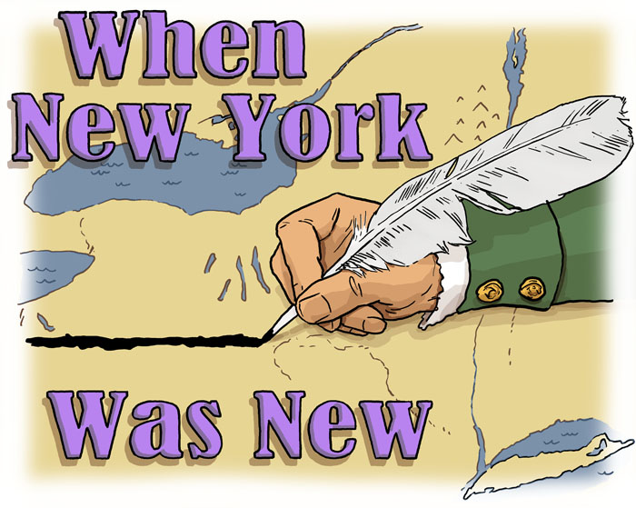 When New York Was New