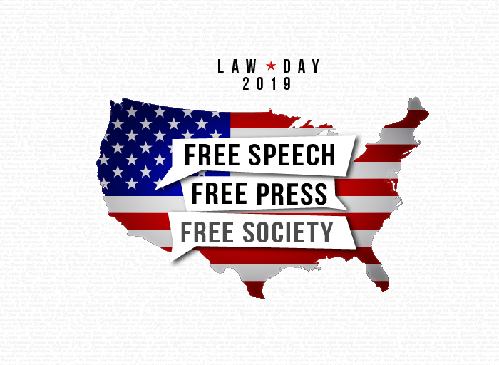 Law Day 2019 logo