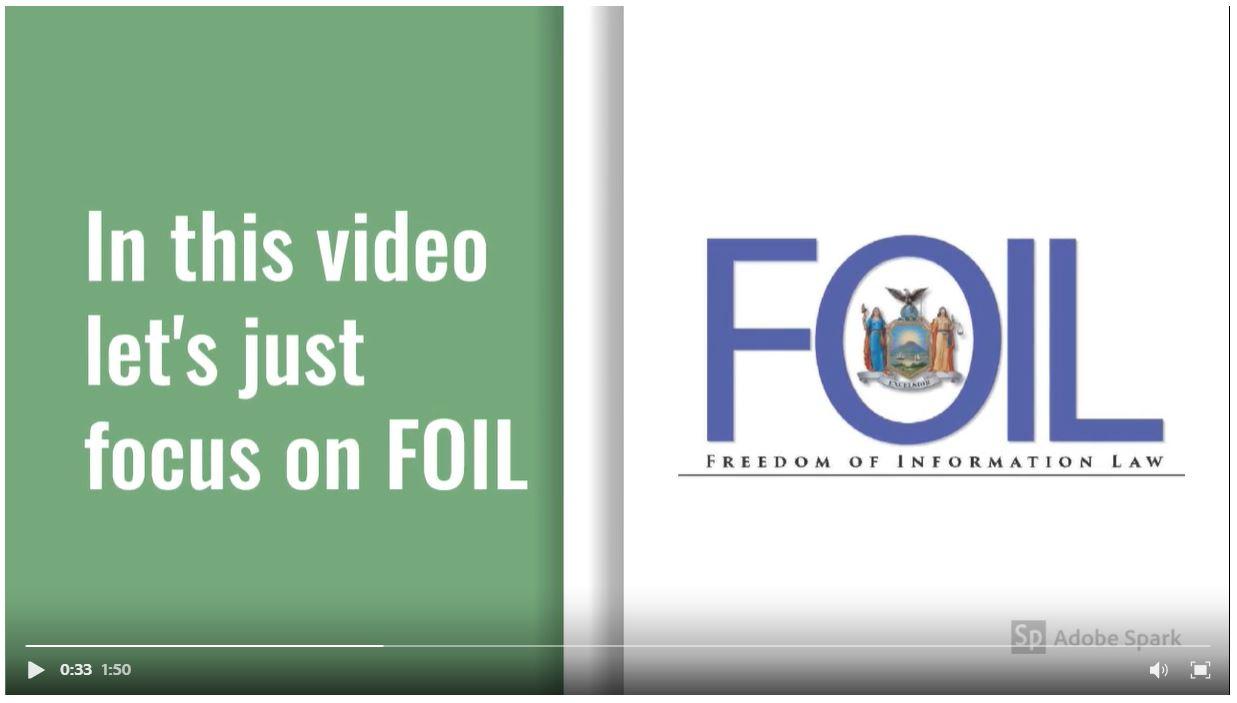 FOIL Video